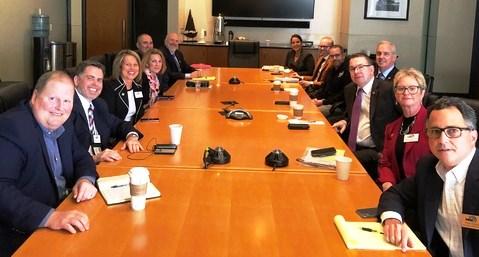 IAEM Leaders Met with FEMA Representatives at the 2019 IAEM Annual Conference