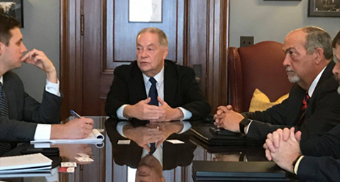 Senator Shelby Meeting