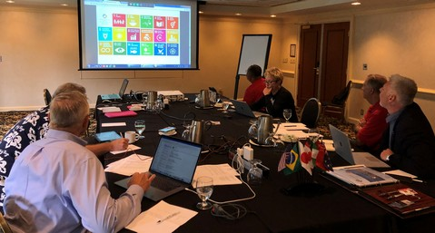IAEM-Global Board Studies Sustainable Development, June 3, 2019
