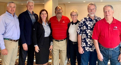 IAEM-Global Board Meets during IAEM-Canada Conference, June 3, 2019