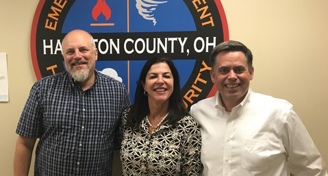IAEM Represented at EMAP Officers' Meeting, July 26, 2019