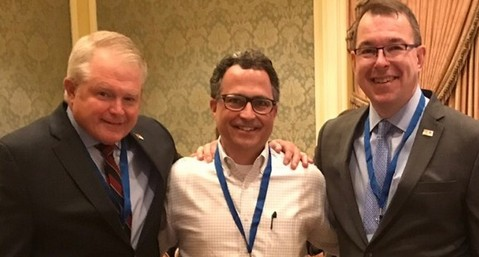 IAEM Represented at the National Governors Association Summer Meeting, July 25, 2019